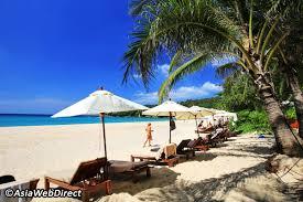 pansea beach secluded beach on phuket u0027s west coast