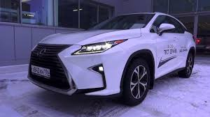 lexus rx 2016 lexus rx 200t awd luxury start up engine and in depth tour
