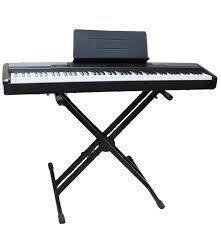 Proline Keyboard Bench Casio Cdp 100 Digital Piano And Proline Double X Braced Stand Ebth