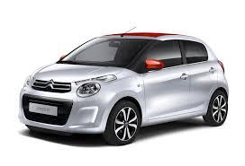 short term car lease europe citroen citroën c1 hatchback 2014 features equipment and accessories