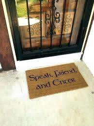 Outdoor Front Door Rugs Home Design Coffee Tables Indoor Door Mats Washable Outdoor Front