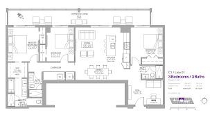 schematic floor plan metropica floor plans luxury condominiums in sunrise