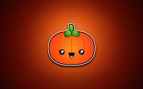 cute spooky background halloween pumpkin wallpaper wallpapersafari