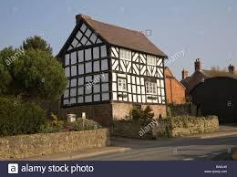 luston herefordshire england uk march knapp house a lovely half