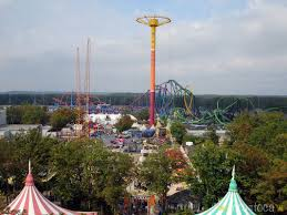 Six Flags Wild Safari Six Flags Great Adventure Pure Adrenaline 1 Time To Manhattan