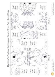 hattifant u0027s endless princesses card hattifant