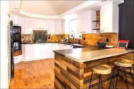 cuisine ouverte ilot ilot bar cuisine table haute cuisine alinea design ilot de cuisine