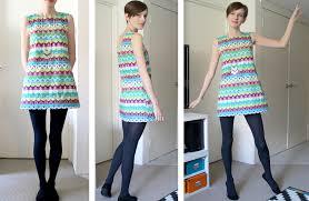 pattern a line shift dress mod tulip print shift dress bernie and i