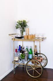 Dining Room Cart 151 Best Bar Carts And Home Bar Images On Pinterest Kitchen