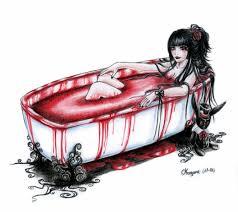 halloween blood background horror art blood bath horror u0026 macabre fan art 17829842