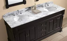 impressive bathroom double vanity tops and 60 top intended for
