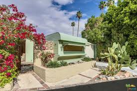 Fifties Home Decor Darling U002750s Trailer Home In Palm Springs Can Be Yours For 55k