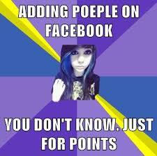 Girls On Facebook Meme - fake gamer girl parispaniic facebook fake gamer girl ii know