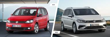old volkswagen volvo the new vw touran is more important than ever carwow