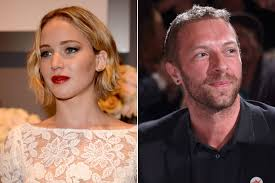 chris martin and gwyneth paltrow wedding jennifer lawrence chris martin break up time