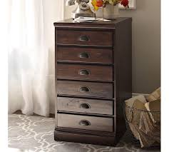 printer u0027s 3 drawer file cabinet pottery barn