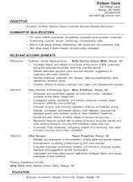 Sample Of Resume For Customer Service by Astounding Design Sample Resume Customer Service 6 Resume Sample