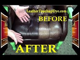 Refurbish Leather Sofa Leather Repair Kit Diy Fix Worn And Faded Aniline Leather Chair