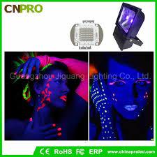 black light outdoor china curing blacklight 100w outdoor uv led flood light 390nm