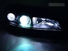 Led Light Bulbs For Headlights by 99 02 Nissan S15 Silvia U2014 Super Led Headlights