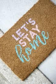 best 25 personalized door mats ideas on pinterest cottage door