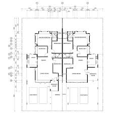 Ghana House Plans Ohenewaa House Enjoyable Design Single Story Semi Detached House Plans 2 Storey