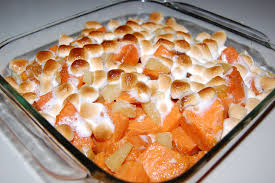 candied yams cooking mamas