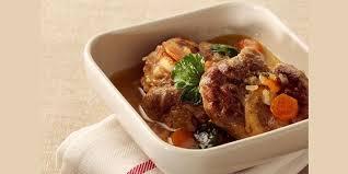 cuisiner jarret de veau jarret de veau au fenouil recettes femme actuelle
