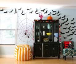 How To Decorate Home For Halloween Easy Diy Halloween Yarn Spider Web