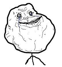 Forever Alone Meme Face - forever alone png transparent forever alone png images pluspng