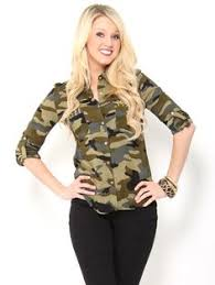 camo blouse jumpsuit with layer halter print print chiffon and