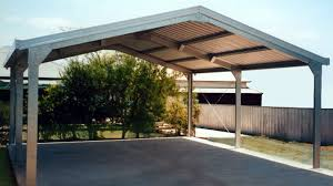 ideas of creative carport wood for car fetching 2 plans and