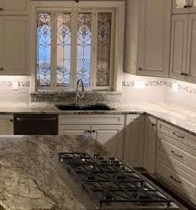 stained glass windows for kitchen cabinets w 375 kitchen stained glass window