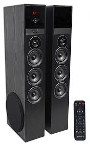 1000 watt rca home theater system rockville tm150b black home theater system tower speakers 10
