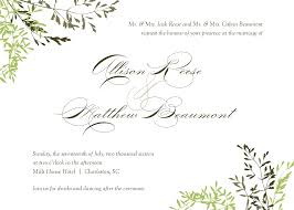 christian wedding invitation wording in english wedding invitation wording in english pdf matik for