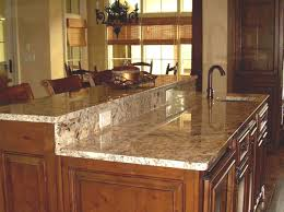 granite countertop kitchen decoration photos fake tin backsplash