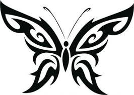 tribal butterfly butterfly tattoos spider designs