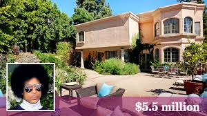 Prince Rogers Nelson Home by House Where Prince Once Reigned Sells In Beverly Hills La Times