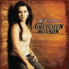 gretchen wilson one of the boys amazon com