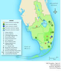 Map Of Kissimmee Report Evaluates Progress Of Comprehensive Everglades Restoration Plan