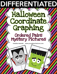 Coordinate Grid Pictures Worksheets Halloween Coordinate Graph Mystery Pictures And A Photo Update