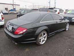 2009 mercedes cl63 amg 2009 merecedes cl63 amg united states used cars