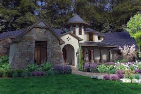 French Country European House Plans Craftsman European French Country House Plan 75135
