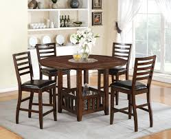 Drop Leaf Bar Table Dining Table Set With Leaf High Pub Style Dining Table Pub Height