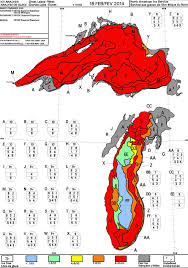 Lake Superior Map Lake Superior Ice Cover May Lead To Cooler Summer Video Lake