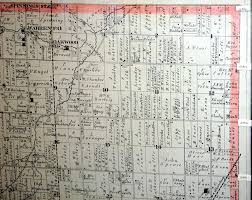Michigan Township Map by Maps Of Macomb County Michigan And Locals And Locations