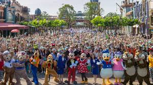 shanghai disneyland celebrates massively successful first year