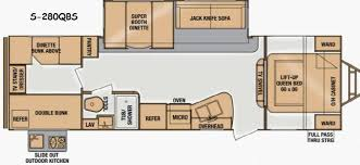 Shadow Cruiser Floor Plans New 2015 Cruiser Shadow S 280qbs Travel Trailer At Campers Inn