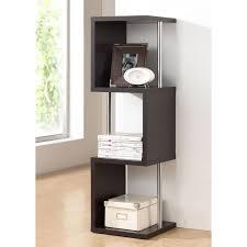 Display Shelving by Amazon Com Baxton Studio Lindy 3 Tier Modern Display Shelf