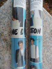 one direction wrapping paper wrapping paper ebay